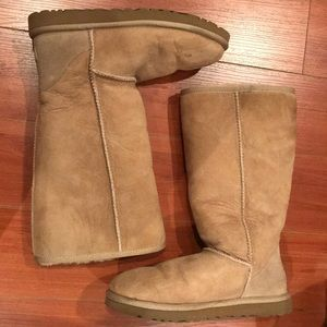 Sand Ugg Boots